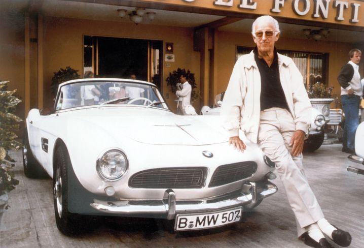 Der berühmte BMW 507