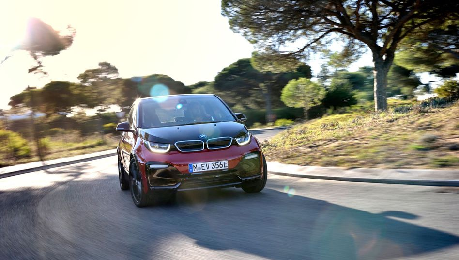 BMWs Elektroauto i3s