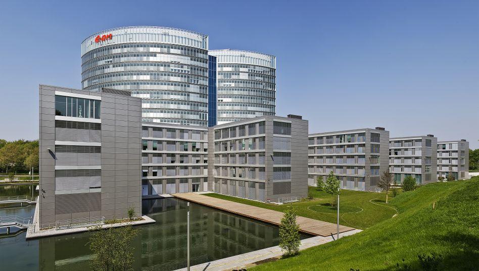 Hauptsitz von Eon in Essen