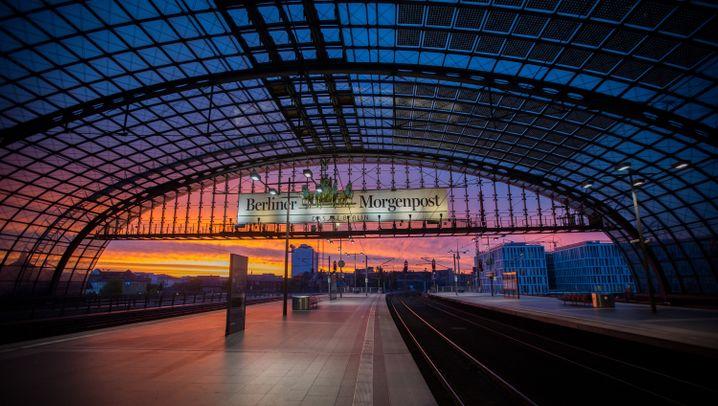 Bahn-Poesie: Der Weg ist das Ziel
