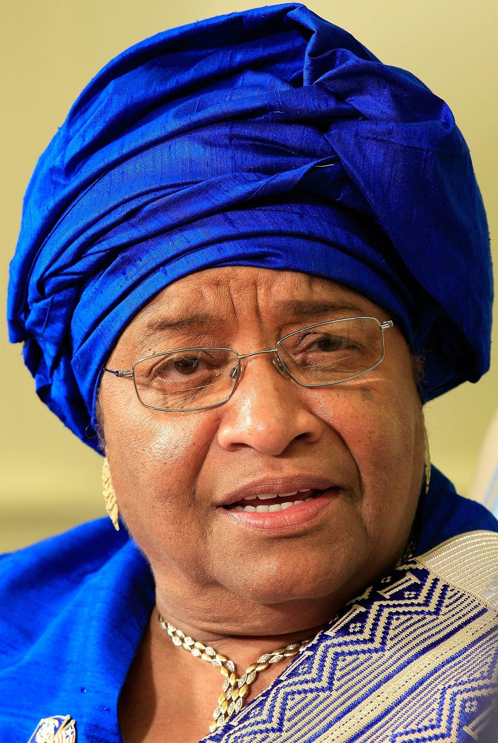 Friedensnobelpreis / Ellen Johnson-Sirleaf