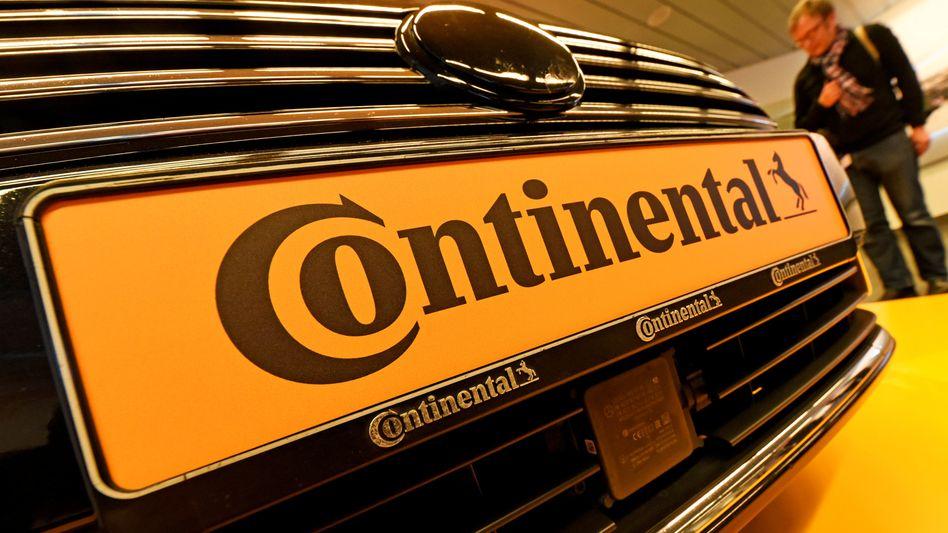 Continental: Spin Off der Sparte Powertrain wird geprüft