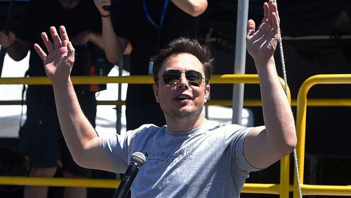 Zwei Firmen im Wettstreit: Hyperloop - wie steht es um Elon Musks Super-Zug?