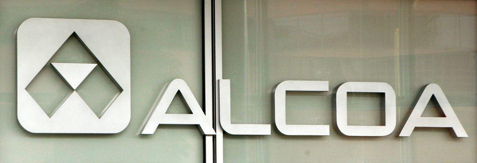 Viel Absatz, wenig Umsatz: Alcoa leidet unter fallenden Preisen für Aluminium