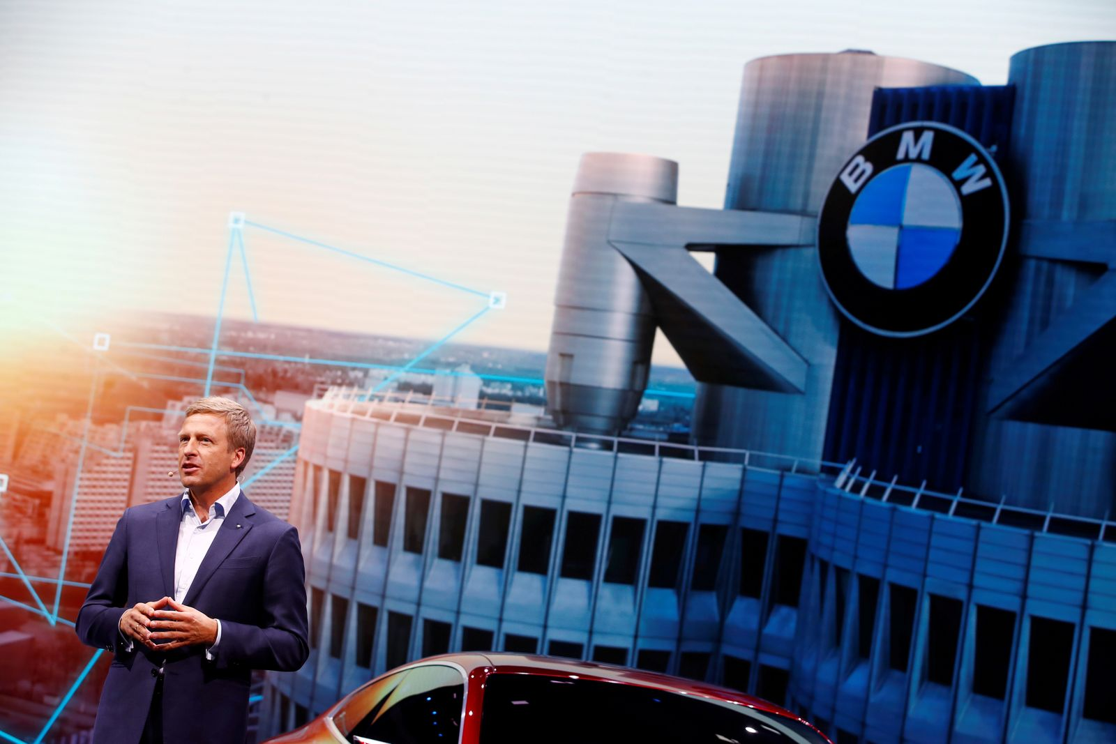 FILE PHOTO: Frankfurt hosts the international Motor Show (IAA)