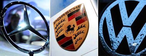 Daimler ist interessiert: Der Autobauer verhandelt mit Porsche über einen Einstieg