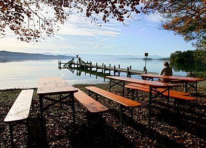 Beste Aussichten: Wohlhabende Anwohner machen den Starnberger See zu einem interessanten Ort für Immobilieninvestoren