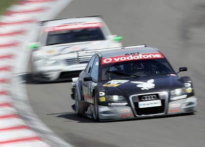 Physische Höchstleistung: DTM-Rennen mit Abt-Audi