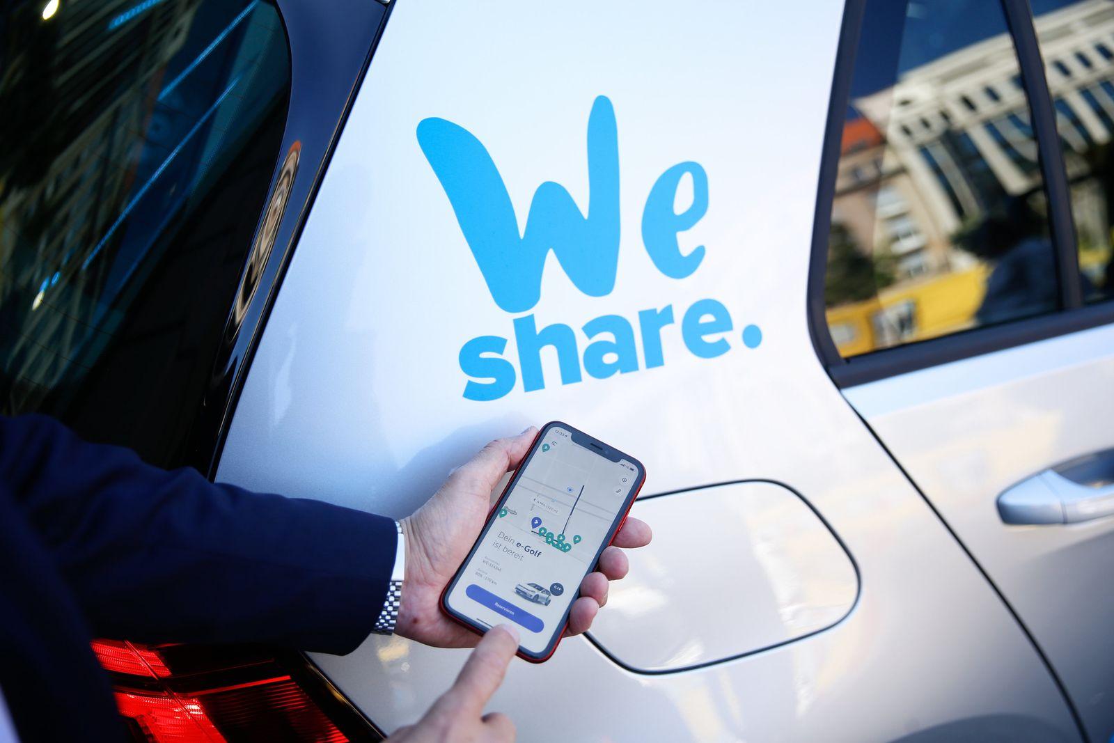 WeShare will in weitere Städte expandieren