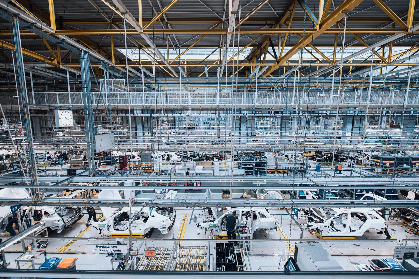 Mercedes-Benz Werk Bremen