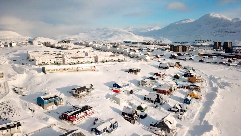 Grönland: Ein schöner Immobiliendeal - bald gefolgt von einem Angebot für Canada?