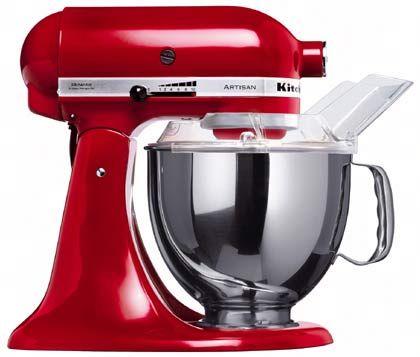 Küchenhelfer: Küchenmaschine aus der Artisan® Serie von Kitchenaid