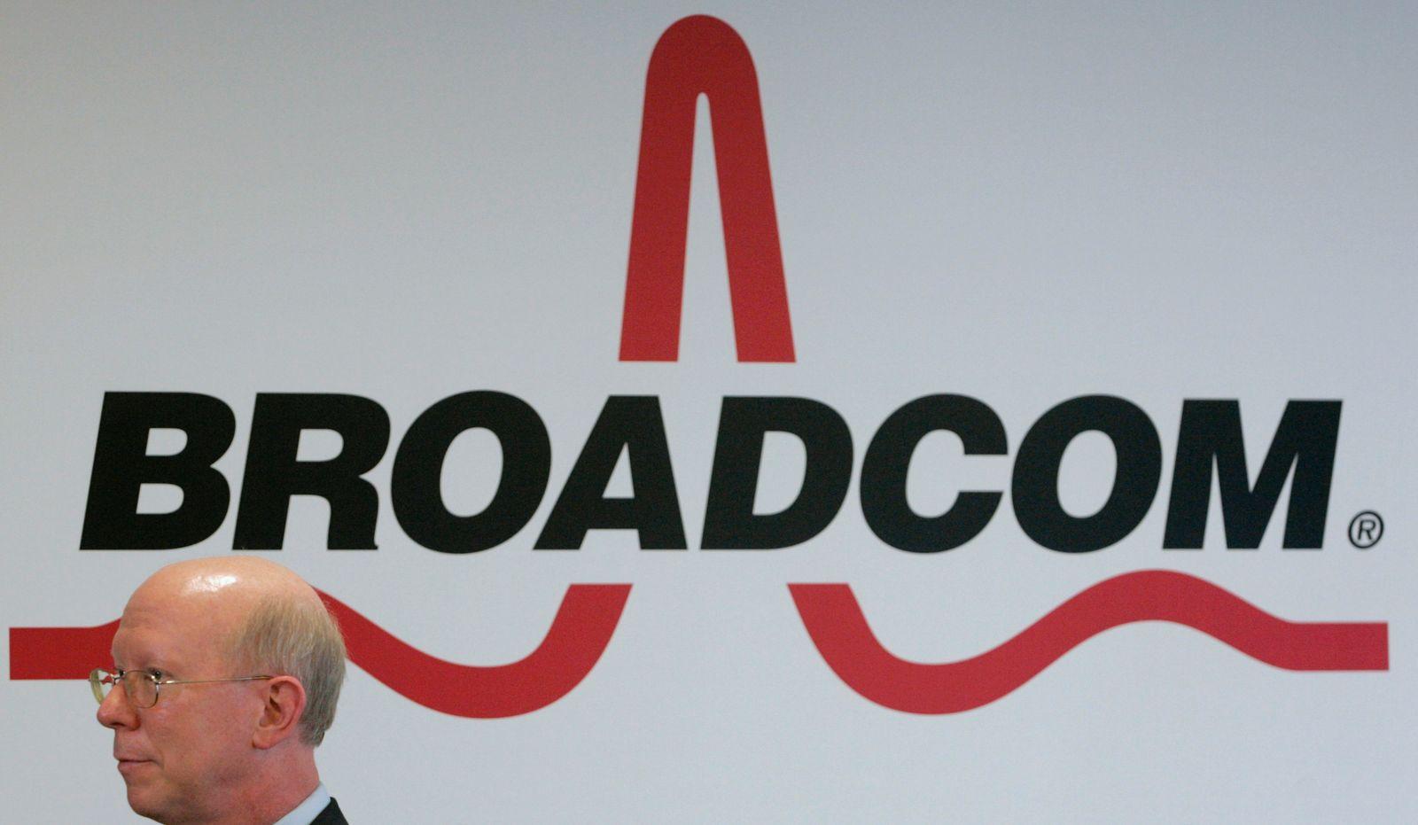 BROADCOM/Logo