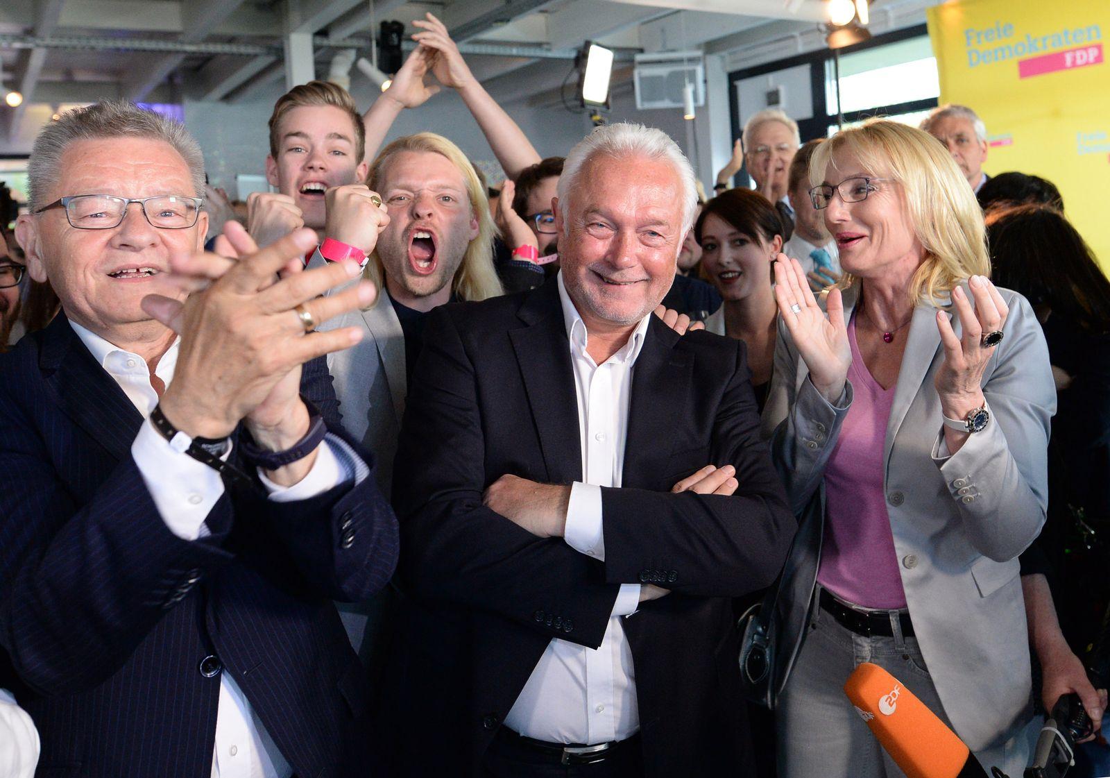 Schleswig-Holstein/ Landtagswahl/ FDP
