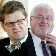 Machtkampf: Nach dem Scheitern der Parlamentsauflösung hat Ministerpräsident Carstensen jetzt die Vertrauensfrage gestellt