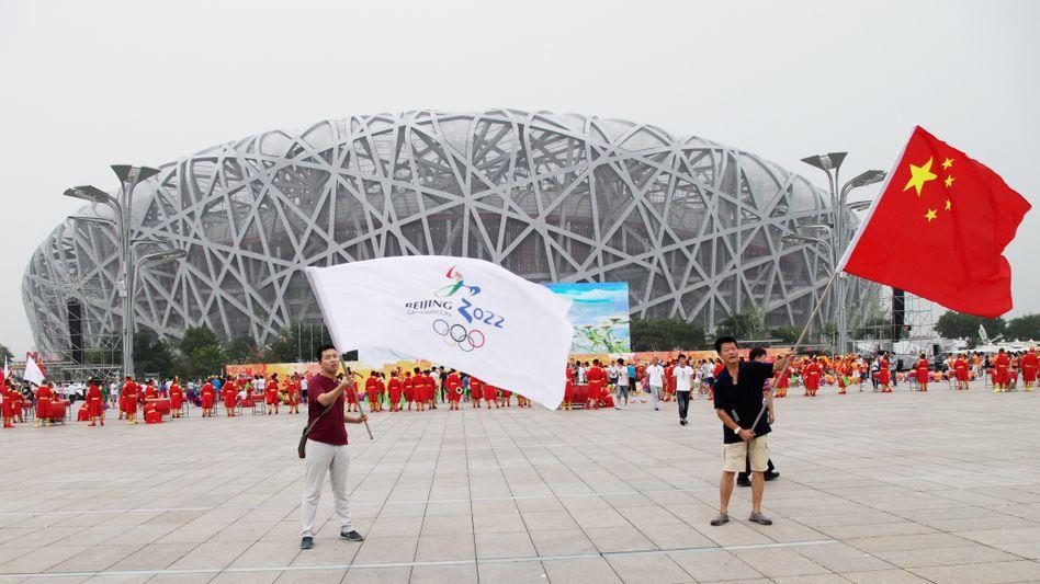 Peking erhielt den Zuschlag als Austragungsort für die Olympischen Winterspiele 2022 - damit ist die Stadt die erste Metropole, in der sowohl Sommer- als auch Winterolympiade ausgetragen werden