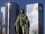 Deutsche Bank: Zweifel an der Vereinbarkeit mit deutschen Gesetzen