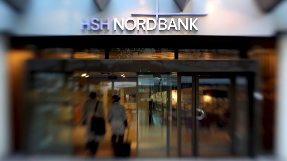 HSH Nordbank in Hamburg: Nach zwei verlustreichen Jahren war die Landesbank 2010 in die Gewinnzone zurückgekehrt