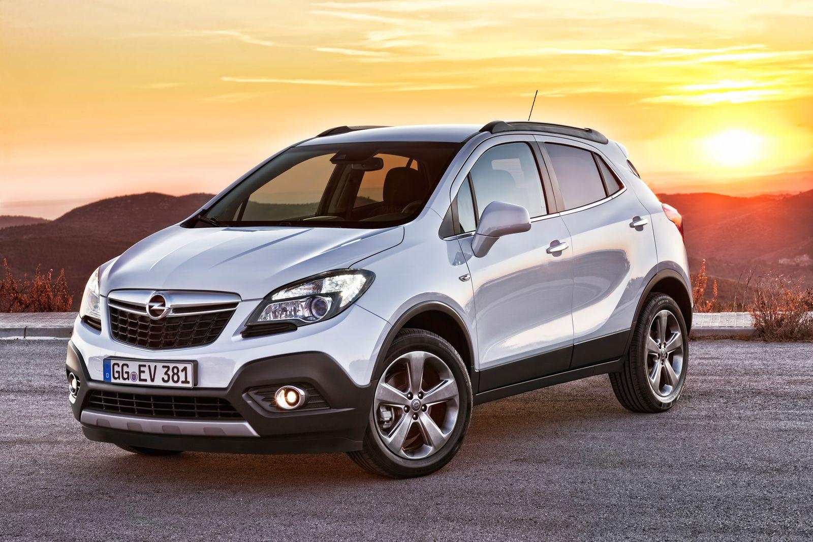 Opel Mokka / 2013