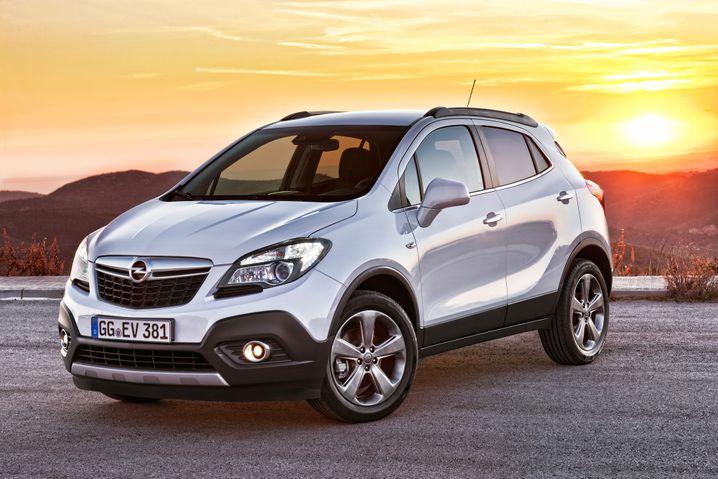 Opel Mokka: Der Gelände-Spross der Blitz-Marke kraxelt im November deutlich nach oben