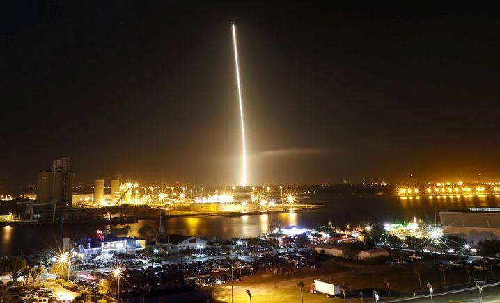 SpaceX Falcon 9: Das Projekt von Tesla-Chef Elon Musk ist der ehrgeizige Traum eines Technikfreaks