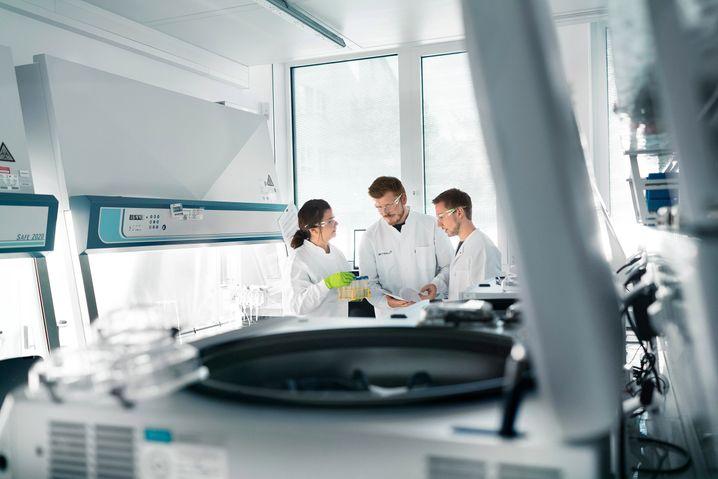 Biontech hat die Zulassung für die erste Studie zu einem Corona-Impfstoff erhalten