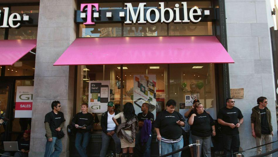 T-Mobile in den US: Die Deutsche Telekom fahndet nach einem neuen Käufer für ihre Tochter, der kein direkter Wettbewerber wie Sprint oder AT&T