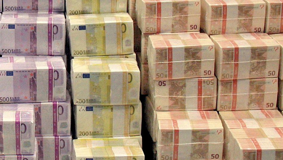 Jede Menge Cash: Beim geplanten Wölbern-Liquiditätspool geht es nach Angaben des Emissionshauses um bis zu 40 Millionen Euro