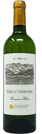 2018, Eisele VineyardSauvignon Blanc www.granchateaux.ch89 Franken (82 Euro)