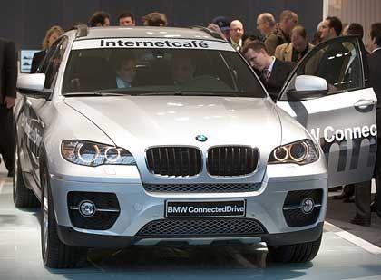 BMW X6: US-Produktion hochgefahren