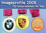 Gold, Silber, Bronze: Porsche ist erneut das angesehenste Unternehmen in Deutschland, vor BMW und Audi