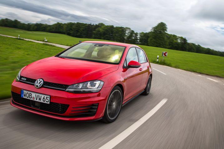 Verlässlich auf Platz 1: Der VW Golf ist Monat für Monat der meistzugelassene Neuwagen in Deutschland - seit mehr als 20 Jahren