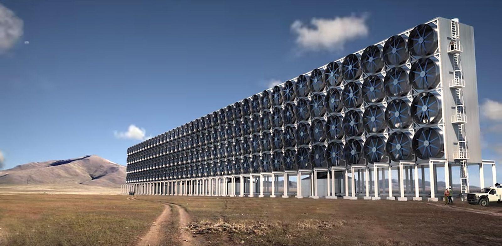 EINMALIGE VERWENDUNG SCREENSHOT / Carbon Engineering