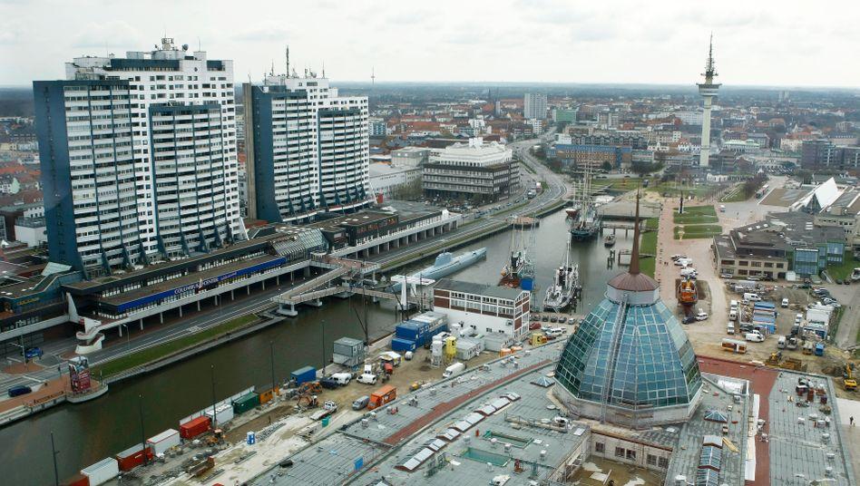 Bremerhaven: 19 von 96 Regionen in Deutschland sind schlecht aufgestellt