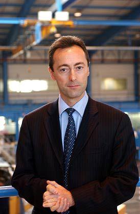 Kandidat für den Chefposten: Fabrice Brégier