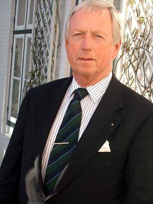 Konservativ und progressiv zugleich: Horst Rahe