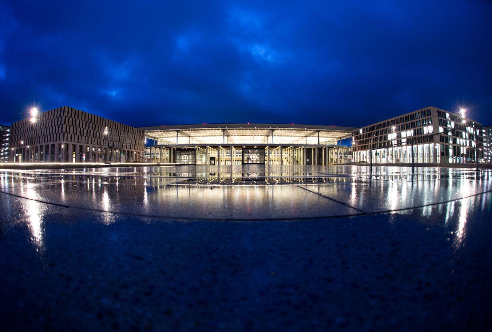 Flughafen Berlin Brandenburg International (BER)