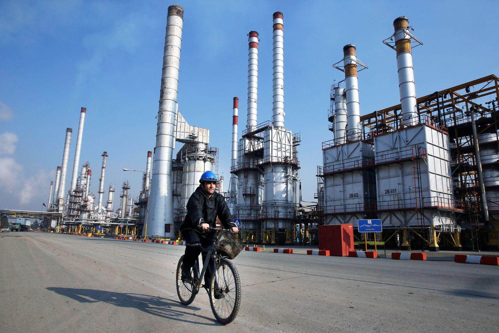 Iran / Konjuktur / Wirtschaft / Öl / Ölindustrie