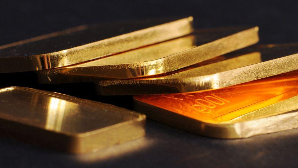 Geheimnisvoller Glanz: Gold ist von vielen Mythen umrankt - die meisten haben mit der Realität nicht viel zu tun.