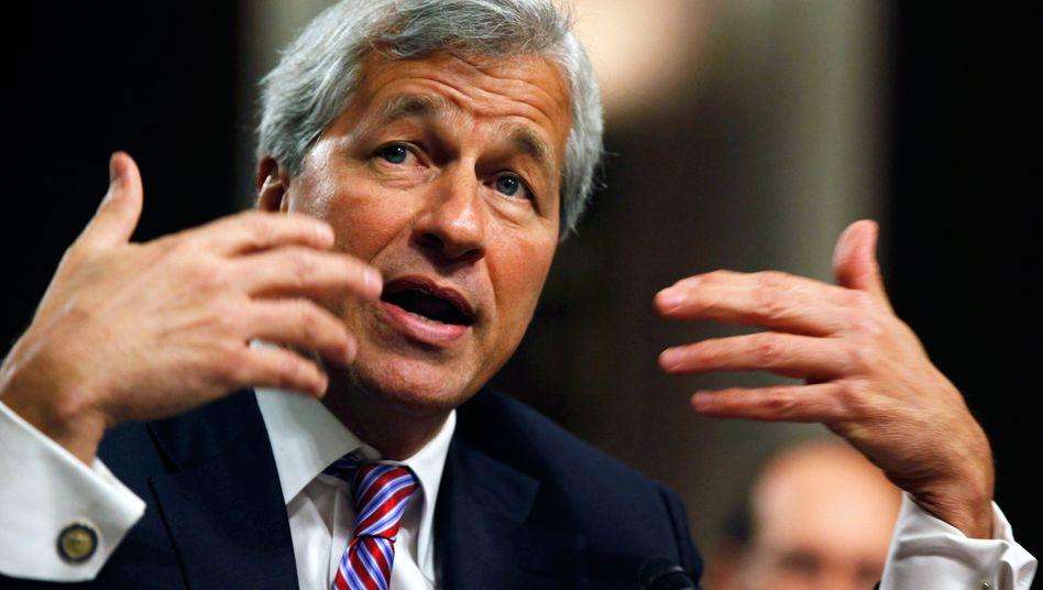 JP-Morgan-Chef Dimon: Mitarbeiter sollen am Wirtschaftswachstum teilhaben