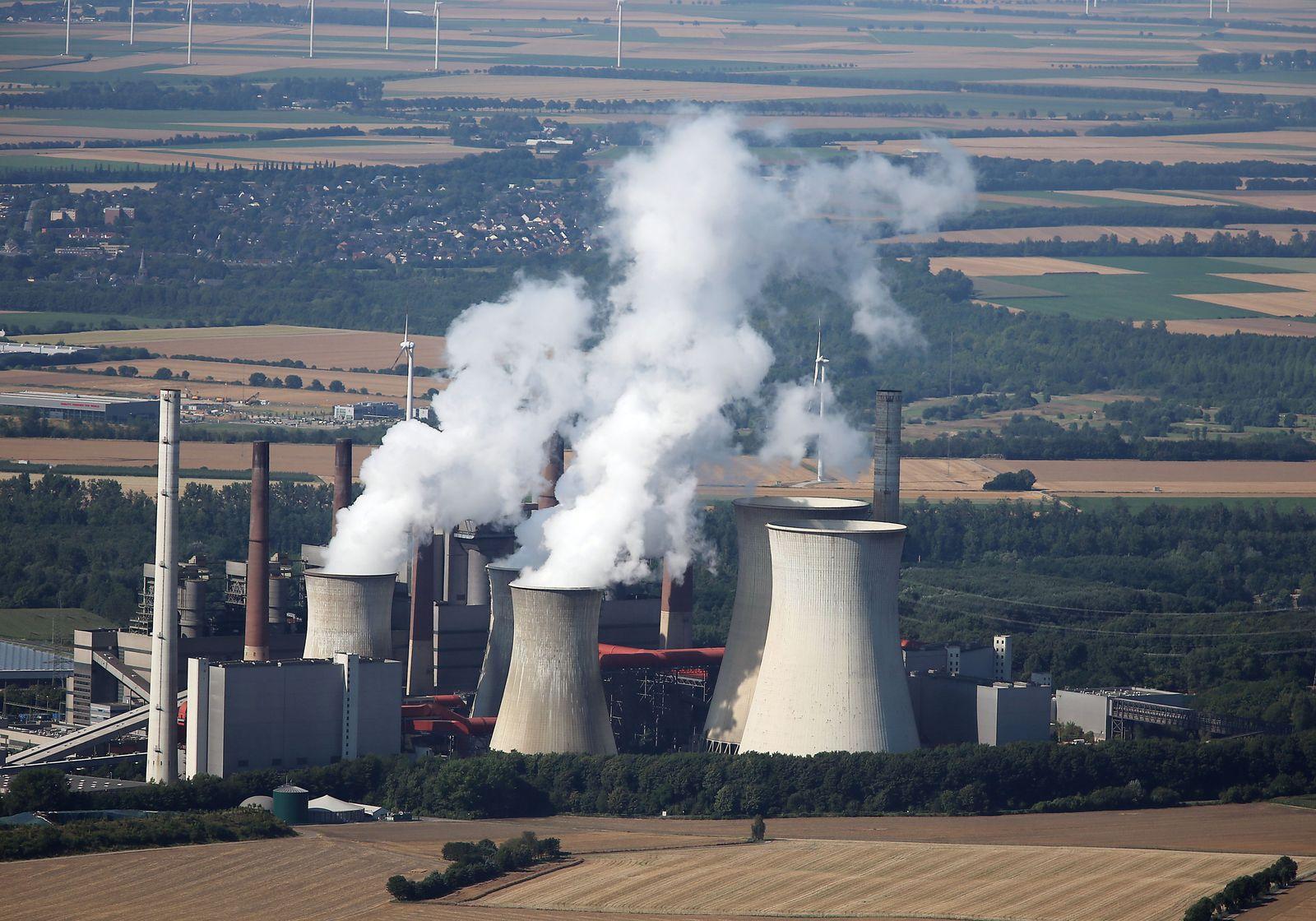 Kohlekraftwerk Neurath Energie RWE