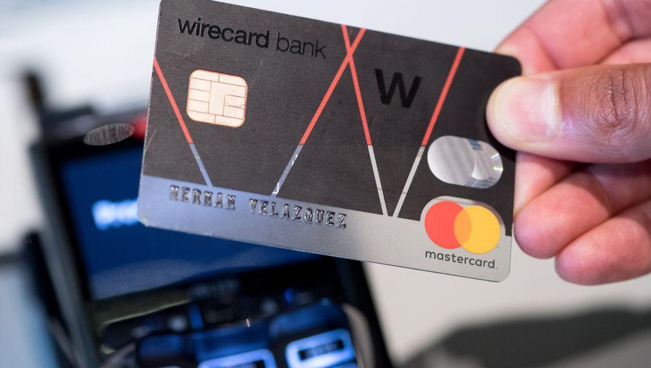 Ur-Fintech Wirecard: Mehr wert als die Deutsche Bank