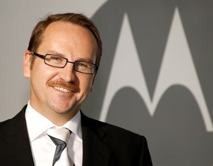 Ralf Gerbershagen ist seit Anfang 2007 Deutschland-Chef von Motorola