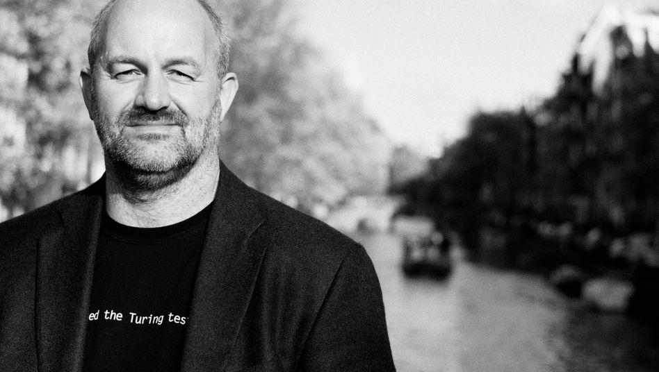 Amazon-Technikchef Werner Vogels: Der Niederländer gehört zu den wichtigsten Köpfen des Cloud Computings