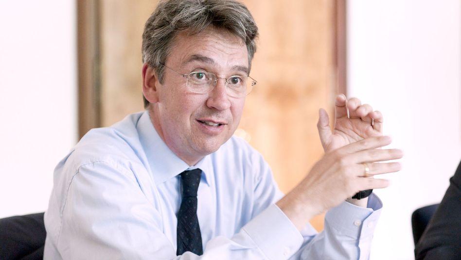Droht mit mehr Bußgeld: Bundeskartellamts-Präsident Andreas Mundt