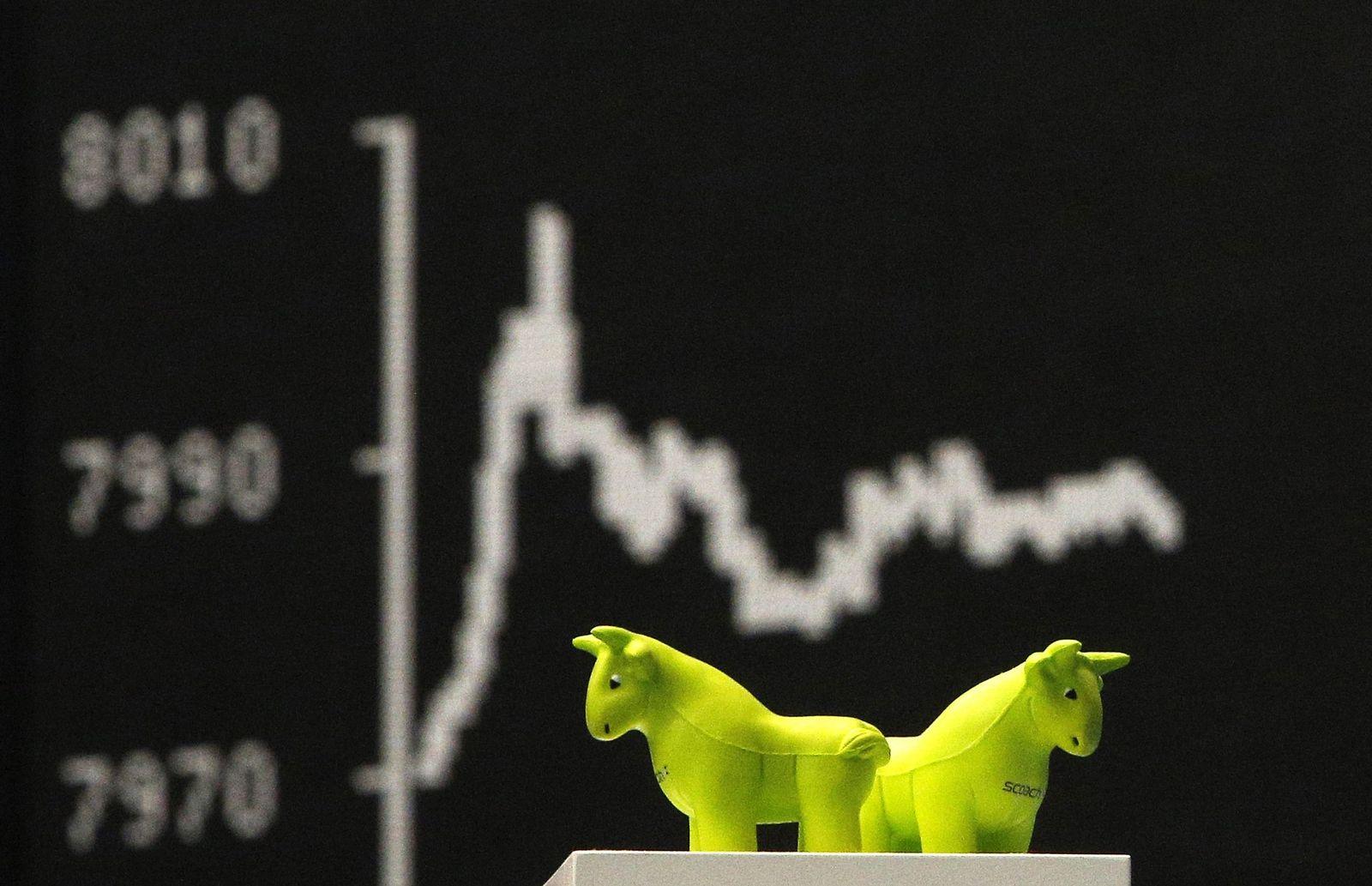 Börse / Dax / Aktie / Stand vom 08.03.2013