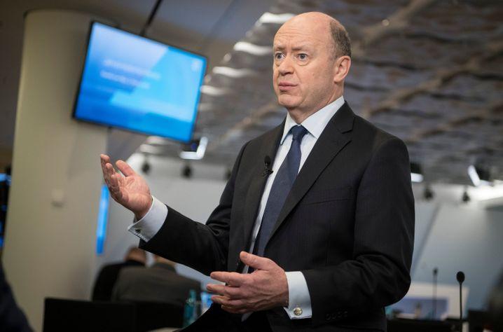 John Cryan: Der frühere Deutsche-Bank-Chef hat sich in die USA zurückgezogen