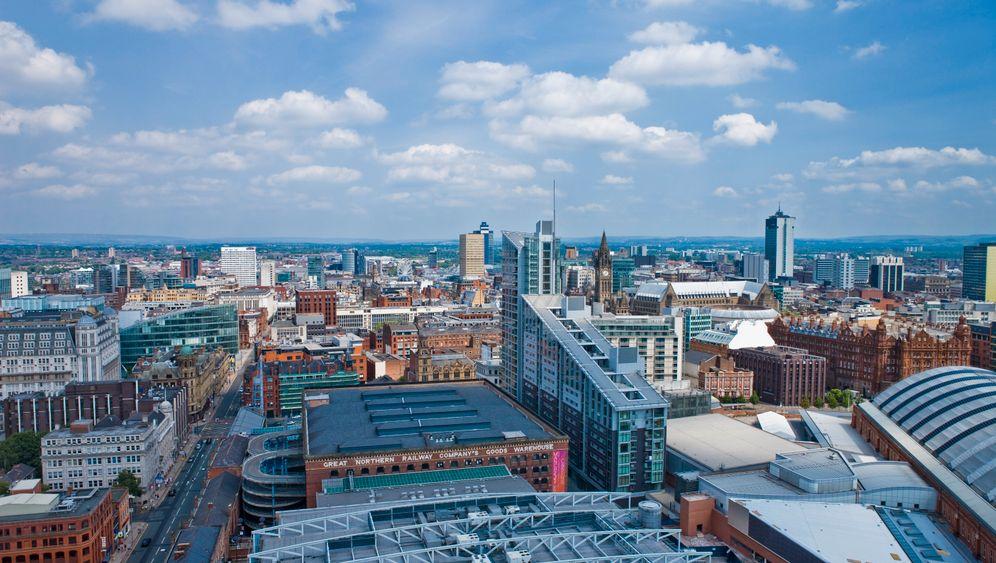Manchester: Eine Stadt erfindet sich neu