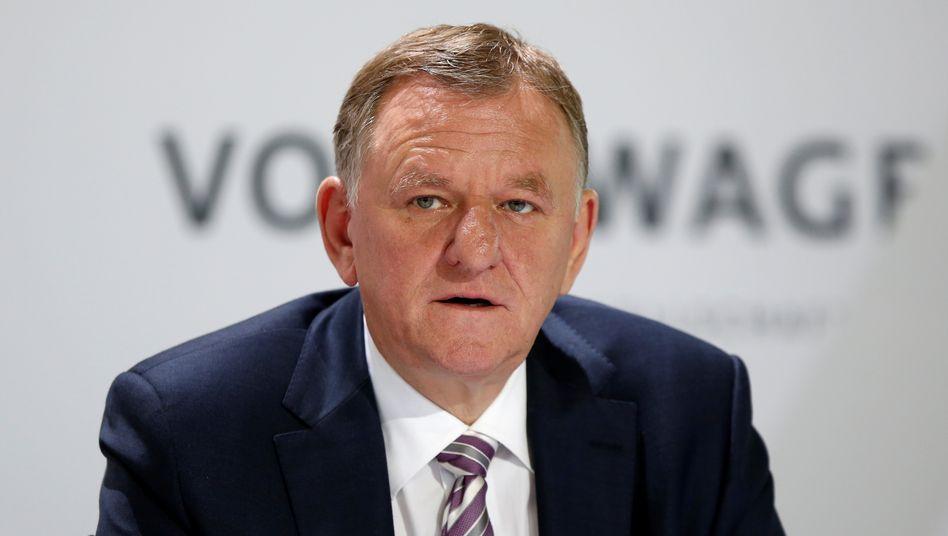 VW-Truckchef Andreas Renschler: Ein günstiges Nutzfahrzeug für China ist in Planung - und der Börsengang der Nutzfahrzeugsparte von VW ist weiterhin eine Option