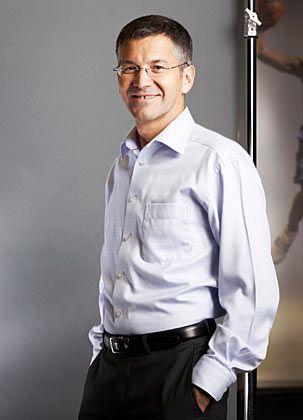 Platz 2: Herbert Hainer (Vorstandschef Adidas) Ist bei fast jeder Sportart im Bilde - und im Geschäft.